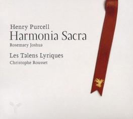 HARMONIA SACRA LES TALENS LYRIQUES/CHRISTOPHE ROUSSET H. PURCELL, CD