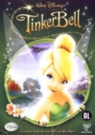 Tinkerbell, (DVD) PAL/REGION 2 ANIMATION, DVD