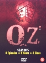 Oz - Seizoen 5 (3DVD)