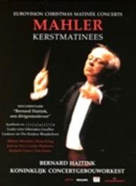 Mahler Kerstmatinees