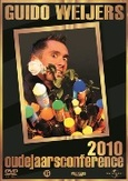 Guido Weijers - Oudejaarsconference 2010, (DVD) PAL/REGION 2 // + DELETED SCENES + BACKSTAGE