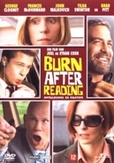 Burn after reading, (DVD)