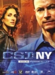 CSI: New York - Seizoen 3 (Deel 1)