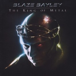 KING OF METAL 2012 ALBUM BLAZE BAYLEY, CD