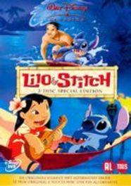 Lilo & Stitch, (DVD) CAST: VING RHAMES, JASON SCOTT LEE, KEVIN MICHAEL (DVD), ANIMATION, DVDNL