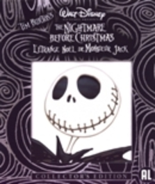 Nightmare before christmas, (Blu-Ray) .. CHRISTMAS / BILINGUAL /BY: HENRY SELICK Burton, Tim, Blu-Ray