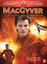 MacGyver - Seizoen 4
