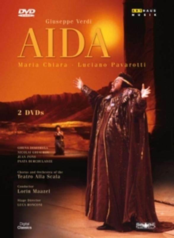 Verdi: Aida (Maazel)