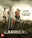 Carriers, (Blu-Ray)