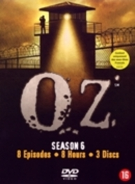 Oz - Seizoen 6 (3DVD)