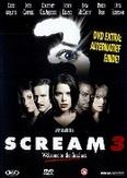 Scream 3, (DVD)