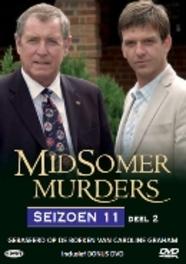 Midsomer Murders - Seizoen 11, deel 2 (4DVD)