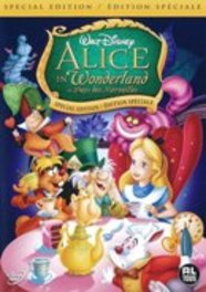 Alice in wonderland, (DVD) .. SPECIAL EDITION // BILINGUAL /CAST: KATHRYN BEAUMONT Carroll, Lewis, DVD