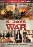 5 days of war, (DVD)