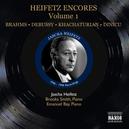 HEIFETZ ENCORES VOL.1 1946-1956 RECORDINGS