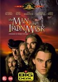 Man in the iron mask, (DVD)
