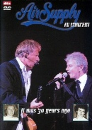 Air Supply - In Concert