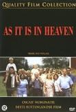 As it is in heaven, (DVD)