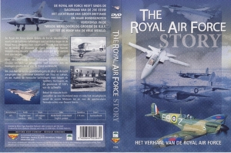 Hoogtepunten Uit De Luchtvaart - Het Verhaal Van De Royal Air Force