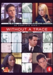 Without a Trace - Seizoen 1 (4DVD)