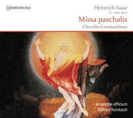 MISSA PASCHALIS ENSEMBLE OFFICIUM/WILFRIED ROMBACH H. ISAAC, CD