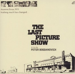LAST PICTURE SHOW OST, CD