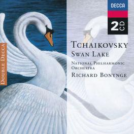 SWAN LAKE -COMPLETE- NATIONAL PHILHARMONIA ORCHESTRA/RICHARD BONYNGE Audio CD, P.I. TCHAIKOVSKY, CD