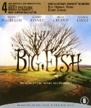 Big fish, (Blu-Ray)