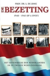 De bezetting 1940-1945 (6DVD)