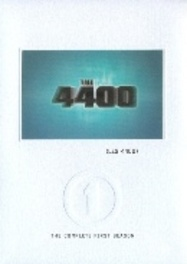 4400 - Seizoen 1, (DVD) BILINGUAL /CAST: JOEL GRETSCH DVD, TV SERIES, DVDNL