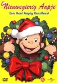 Nieuwsgierig aapje - Een heel aapig Kerstfeest