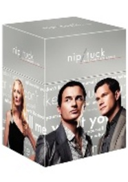 Nip tuck - Complete collection, (DVD) BILINGUAL /CAST: DYLAN WALSH, JULIAN MCMAHON TV SERIES, DVDNL