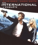 International, (Blu-Ray)