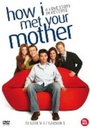 How I met your mother - Seizoen 1, (DVD) BILINGUAL TV SERIES, DVDNL