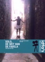 Solo-de wet van de favela, (DVD) JOS DE PUTTER/REGION 2 DVD, DOCUMENTARY, DVDNL
