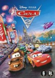 Cars 2, (DVD) CAST: OWEN WILSON, MICHAEL CAINE /BY: JOHN LASSETER ANIMATION, DVDNL