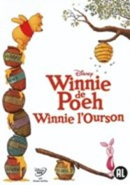 Winnie de Poeh, (DVD) PAL/REGION 2-BILINGUAL Shepard, Ernest H., DVD