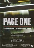 Page one - A year inside...