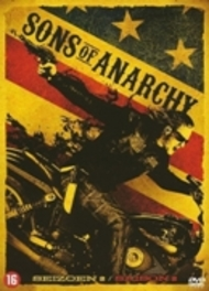 Sons of Anarchy - Seizoen 2 (4DVD)