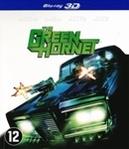 Green hornet (3D), (Blu-Ray)