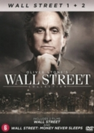 Wall street 1 & 2, (DVD) BILINGUAL // W/ MICHAEL DOUGLAS MOVIE, DVD