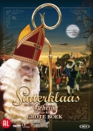 Sinterklaas En Het Geheim Van Het Grote Boek (DVD)
