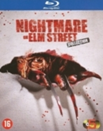 Nightmare on elmstreet collection, (Blu-Ray) .. 1-7 MOVIE, BLURAY