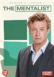 Mentalist - Seizoen 3, (DVD) BILINGUAL /CAST: SIMON BAKER, ROBIN TUNNEY TV SERIES, DVD