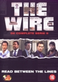 Wire - Seizoen 5 , (DVD) PAL/REGION 2 TV SERIES, DVDNL