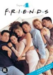 Friends - Seizoen 4, (DVD) CAST: JENNIFER ANISTON, COURTENEY COX TV SERIES, DVDNL