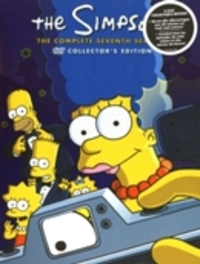 The Simpsons - Seizoen 7 (4DVD)
