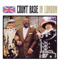 BASIE IN LONDON COUNT BASIE, CD