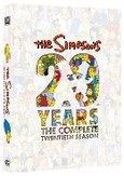 Simpsons - Seizoen 20, (DVD)