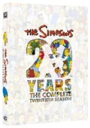 The Simpsons - Seizoen 20 (4DVD)